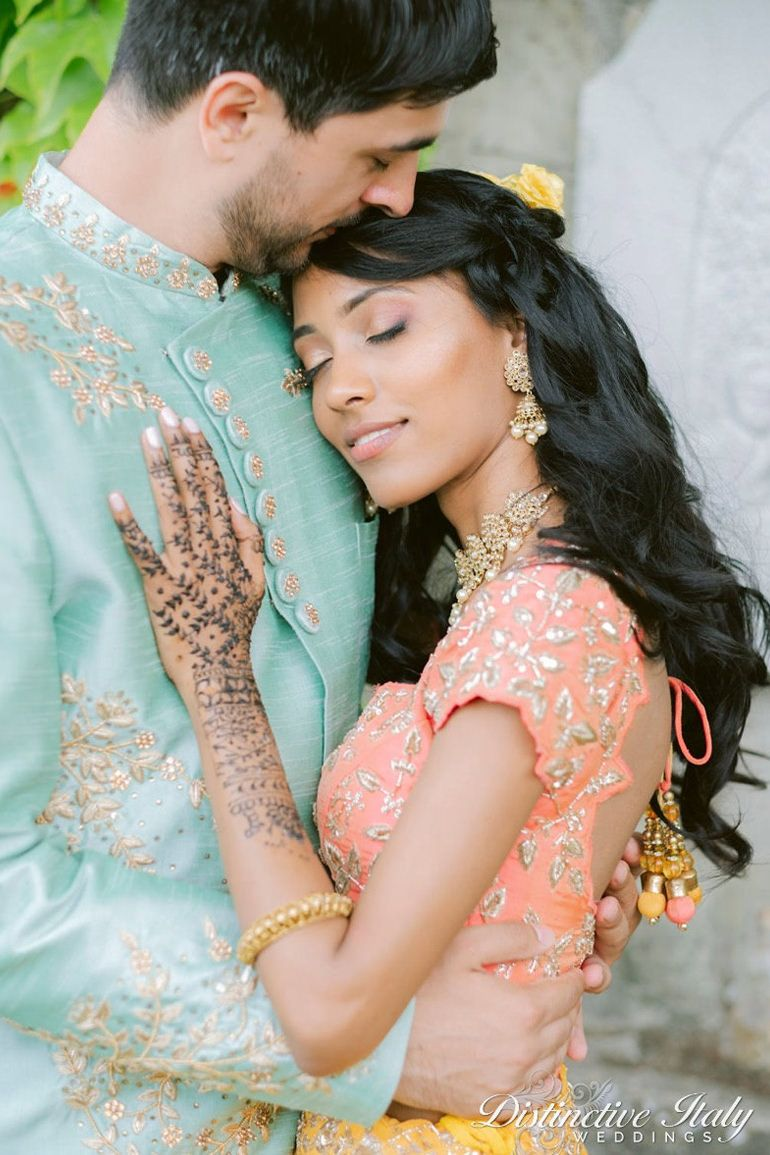 Swetha and Alexandre